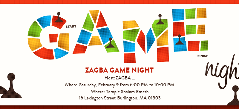 Game Night – February 9, 2019