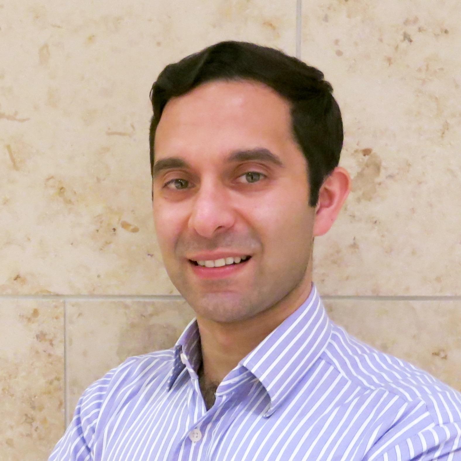 Cyrus F. Hirjibehedin